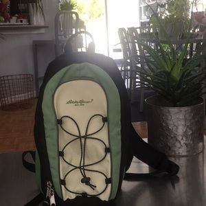 Eddie Bauer/ Small Backpack /